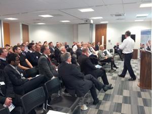 Leadership talk by David Fraser